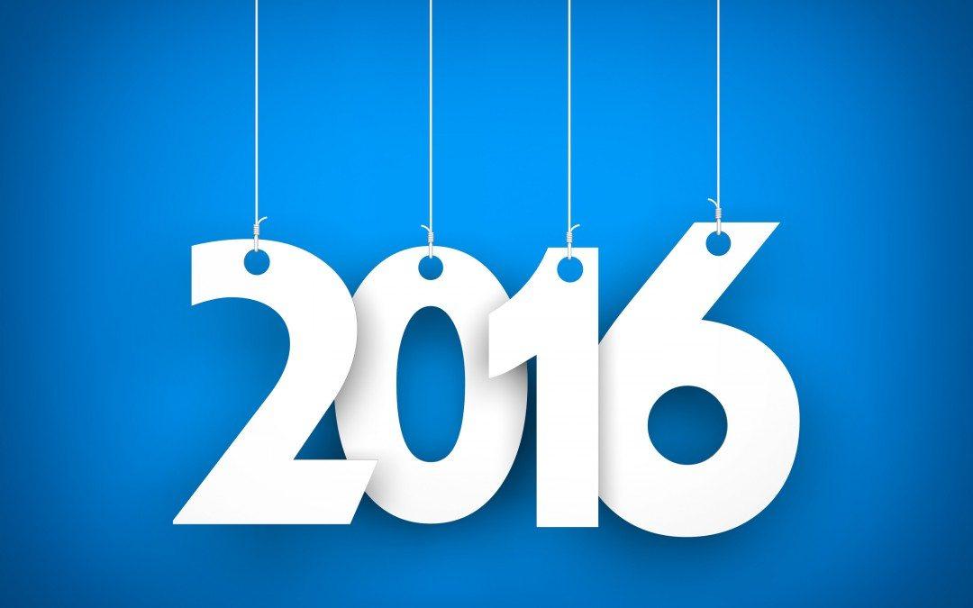 L'AGEFICE vous présente ses meilleurs vœux pour l'année 2016